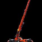 Mini spider crane
